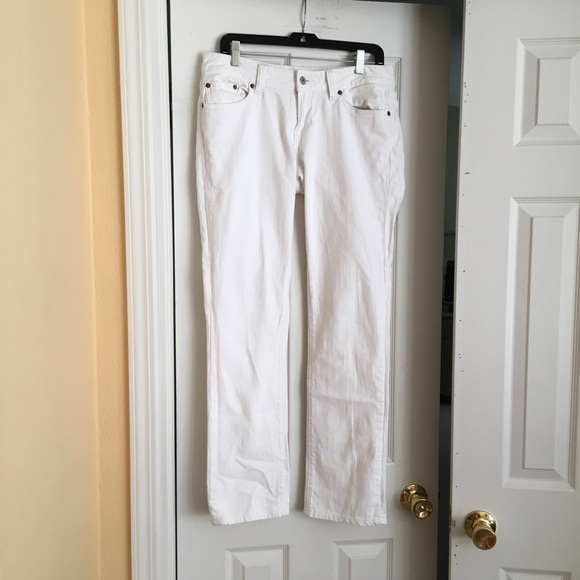 Lucky Brand Denim - All White Lucky Brand Jeans